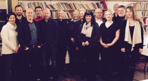 Ny forfatterforening: En historisk begivenhet