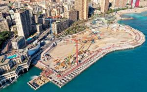 Monaco utvider sine grenser